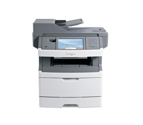 Locação de Impressora Lexmark Monocromática X466DE