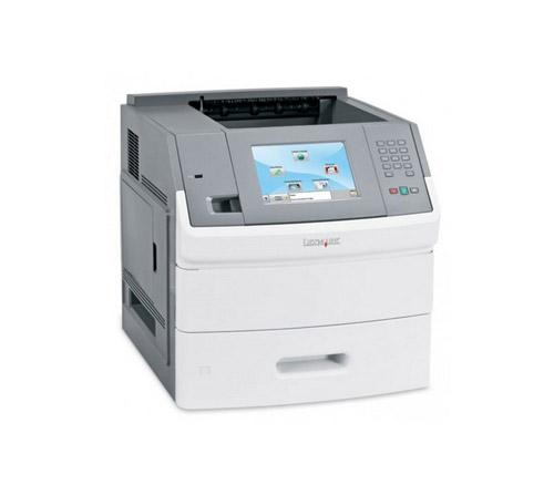 Locação de Impressora Lexmark Monocromática T656DNE