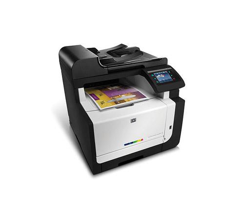 Locação de Impressora HP Laserjet Pro Color CM1415
